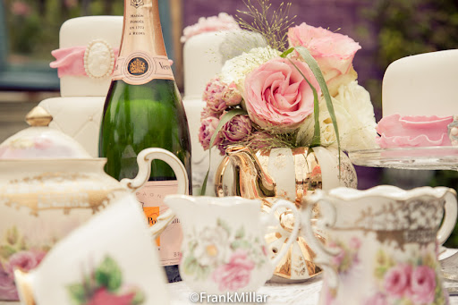 Exquisite Marie Antoinette Inspired Photo Shoot captured by Frank Millar Photography