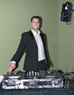 DJ Gaz from the Mix 96 Breakfast Show