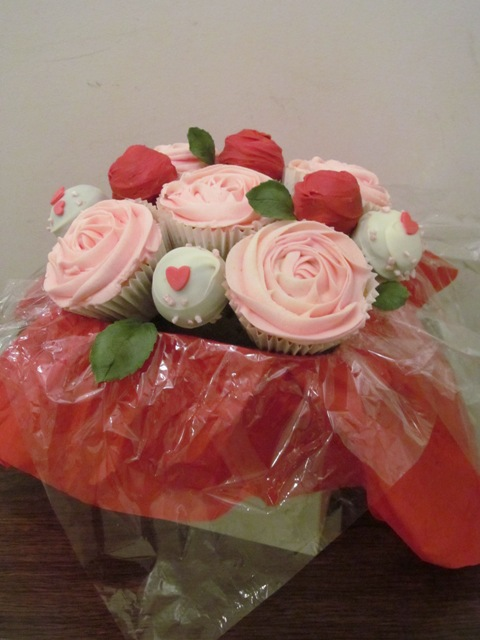 Special Valentines Day Offer from A Little Piece of Cupcake