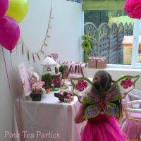 Enchanted Woodland Fairies Tea Party...