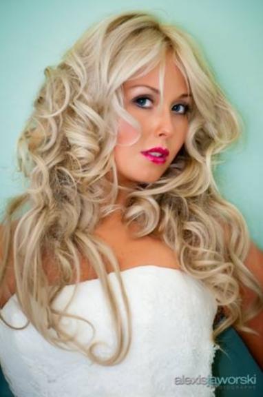 Glamourous Bridal Make Up
