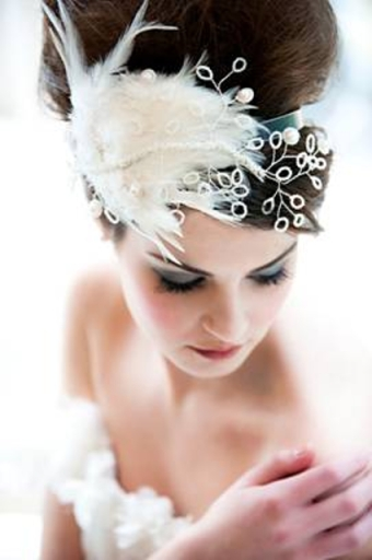 Smokey Eye Bridal Make Up