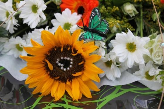 Sunflower Bouquet Idea