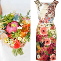 7 Gorgeous Floral Dresses Perfect for a Spring Celebration