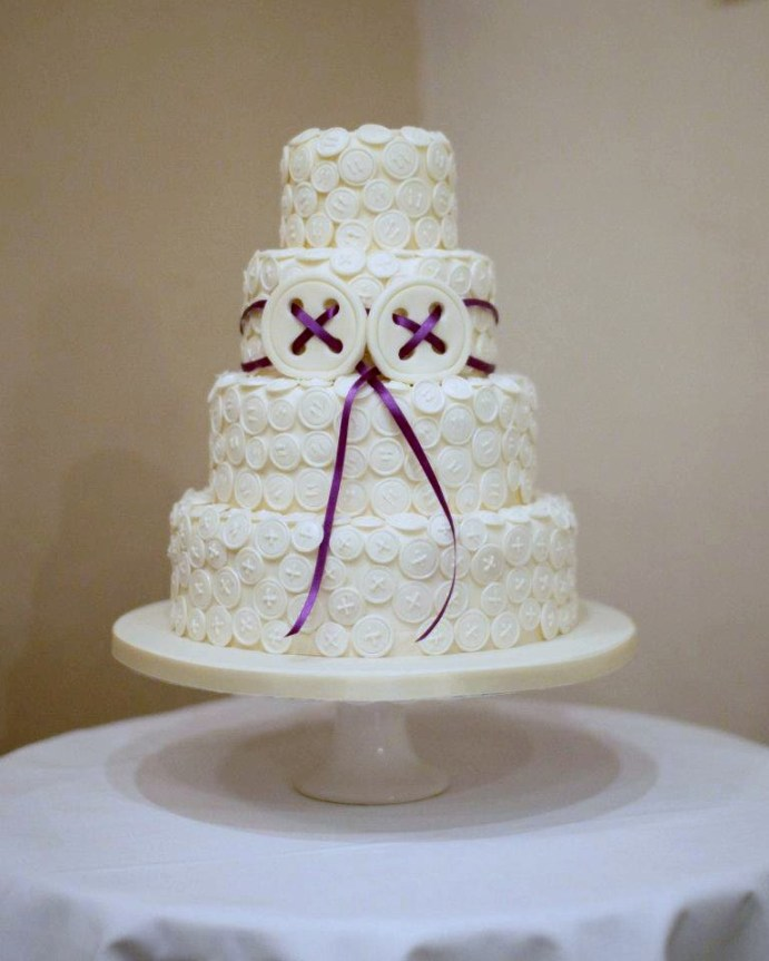 Cakes by Shelly Buttons from £400
