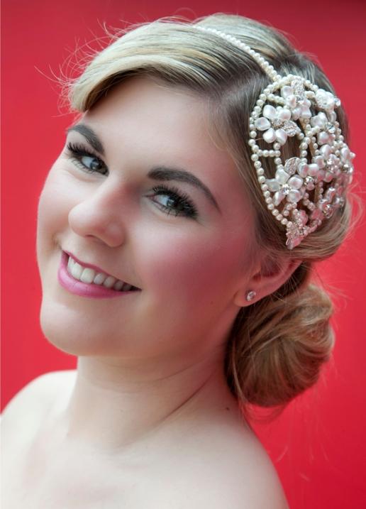 Kathryn Miss President Headress