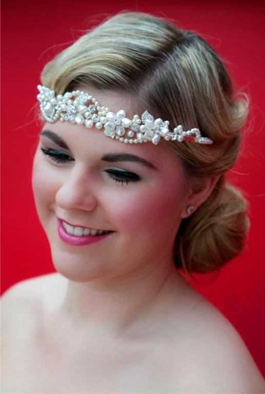 Ophelia headdress