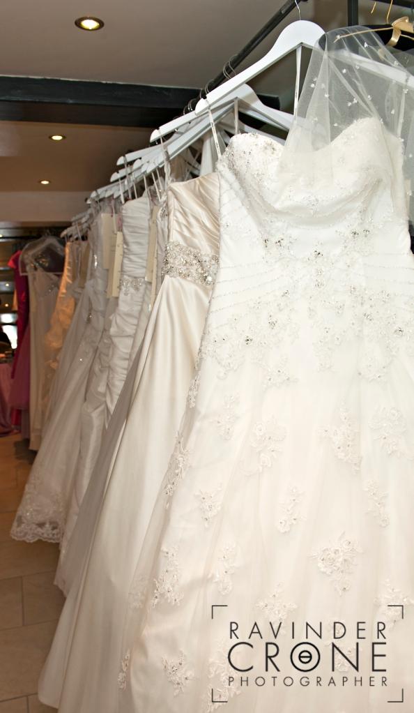 Wedding Dress Boutique Oxfordshire
