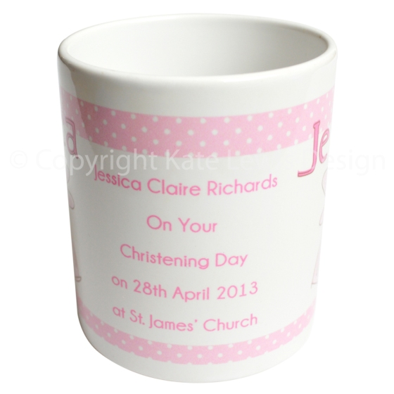 christening mug 2 lr