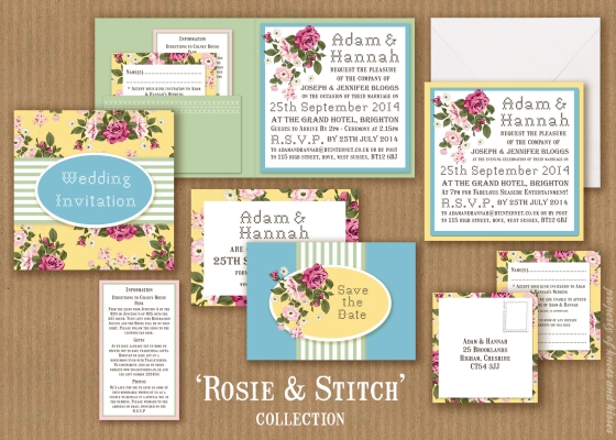 Rosie & Stitch Group Picture 1