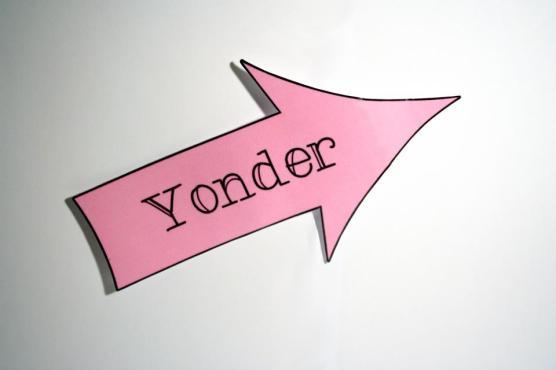 Sign Yonder