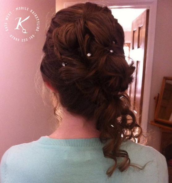 Pretty Side Curls