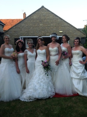 Bridal Gowns from Butterfly Bridal Boutique, Bicester