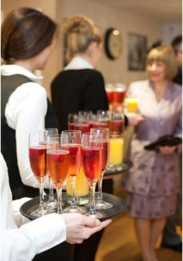 Drinks Reception The Tally Ho Hotel near Bicester