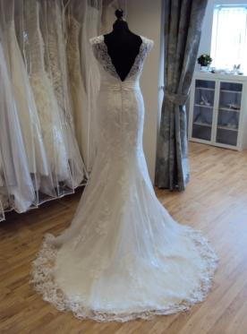 Justin Alexander Bridal Gown '8626' Bedfordshire