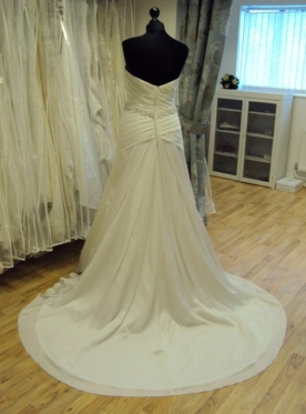 Wedding Dress David Tutera for Mon Cheri '211266'