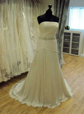 David Tutera for Mon Cheri '211266' Bridal Gown Bedfordshire