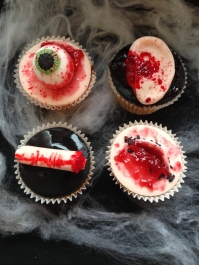 Cakes by Shelly gruesome cupcakes