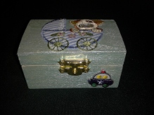 Charms by Joanna keepsake box