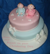 Christening cake Sweetness & Delight