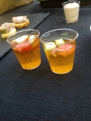 Pimms Jelly Shots The Waddesdon Deli Company
