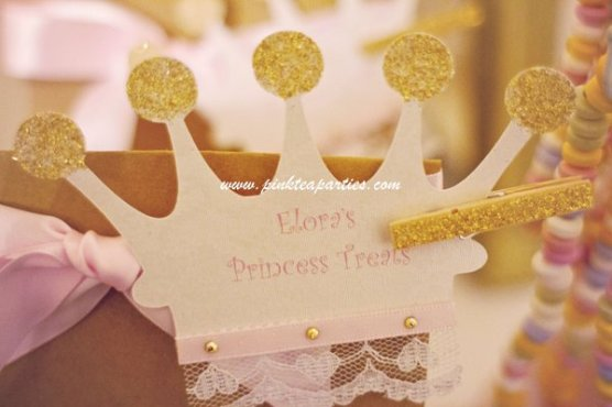 Princess Party Place Name