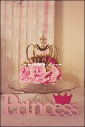 Princess Party Crown