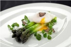 Asparagus Wedding Breakfast Starter Passion For Food