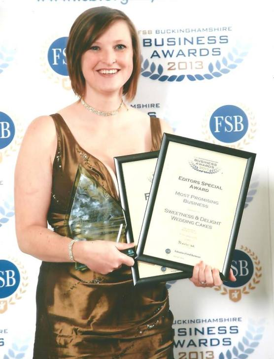 FSB Buckinghamshire Awards Sweetness and Delight 2013
