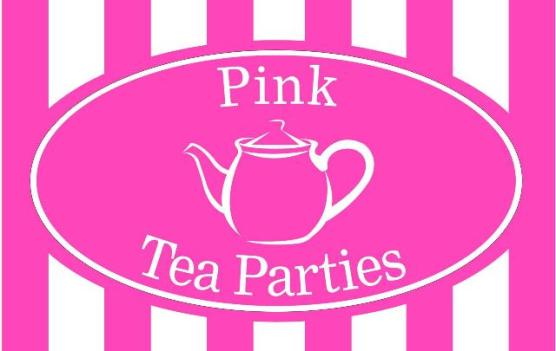 Pink Tea Parties Logo