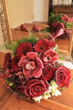 Signature Flowers by Emma red bouquet 600 pixels