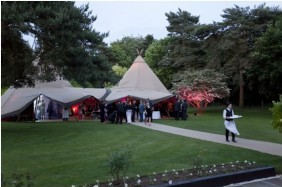 Tipi Wedding Catering Passion For Food