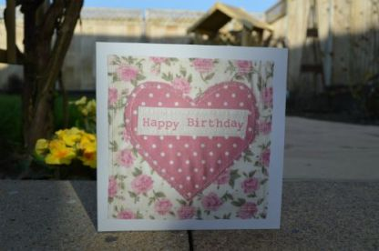 Kate Lewis birthday card