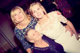 Amy, Mum & Nan