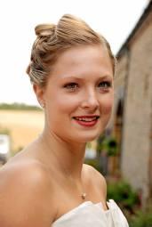 Bridal Hair and Make Up bride