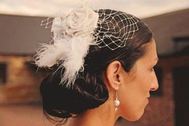 Bridal Hair and Make Up hair