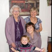 Helen & Mum