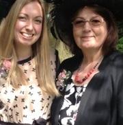 Kate & Mum 1