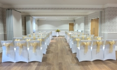 Wedding Ceremony Room at The Green Park Hotel Bournemouth