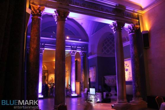 Bluemark Wedding Entertainment at Woburn Sculpture Gallery